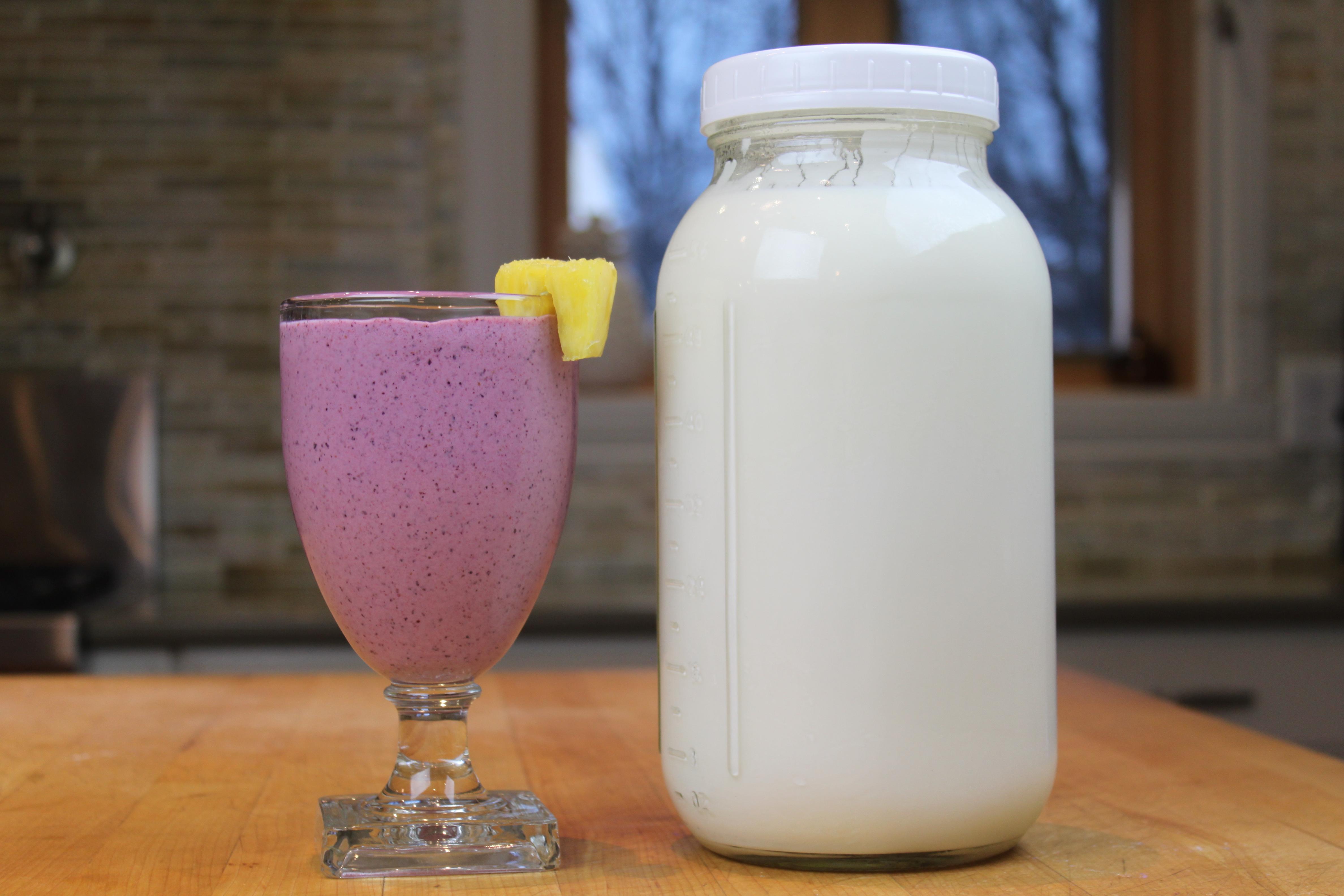 kefir drink. milk kefir- the amped-up probiotic beverage kefir drink f