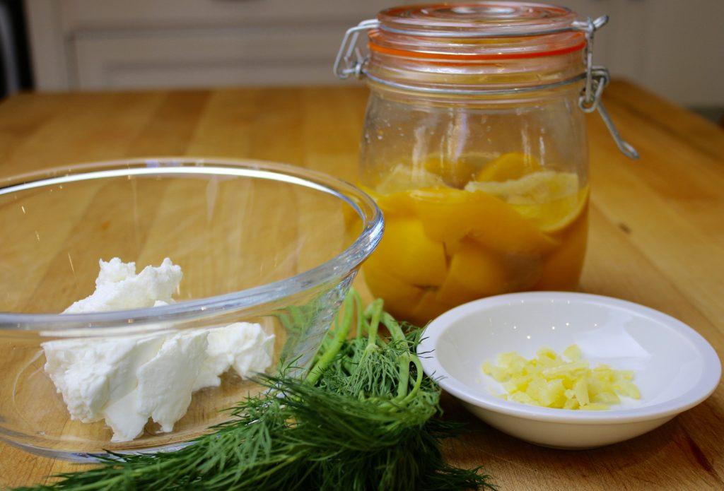 lemon-dill-kefir-sauce-ingredients