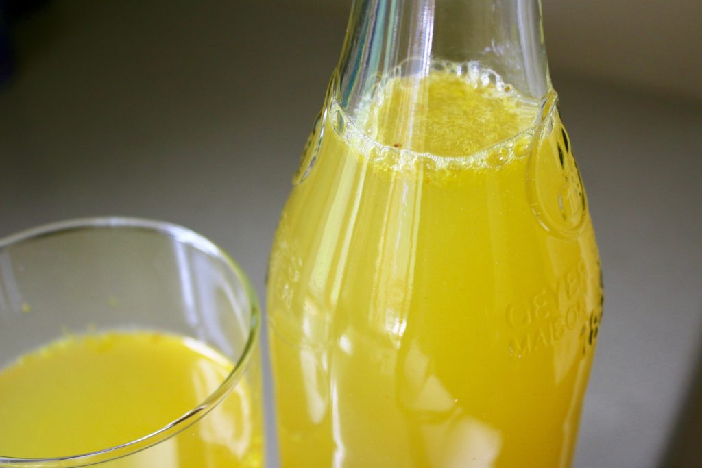 GOLDEN TURMERIC SODA